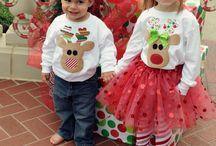 ropa navideña