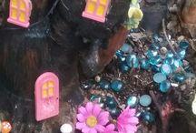 Woodland Grove Faery Garden