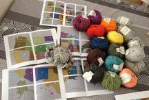 Self made knitting breien / Gemaakt voor DraadjeLos