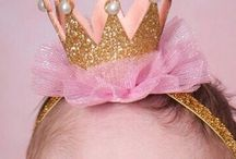 Baby Princess Tiara