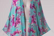 fashion - kimono