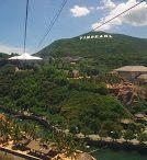 Vinpearl / El resort de Nha Trang, en el centro de Vietnam. El parque de agua y hoteles de lujo de Vinpearl.