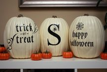 pumpkins / by Kate {cheap crafty mama}