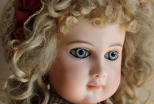 Антикварные куклы и репродукции