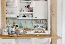 Small home decor/storage ideas