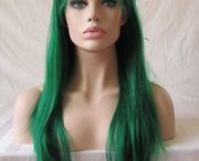 beauty colorful Synthetic Lace Wigs / stand high temperture colorful synthetic lace wig ,pink wig,blue wig,purple wig,red wig,cosplay wig,ombre wig,more style and more color to choose:http://www.bhairextension.com/Synthetic-Lace-Front-Wigs_ctpid6/