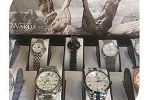Escaparates Duward / Nuestros relojes Duward bien guapos para ser admirados en los escaparates