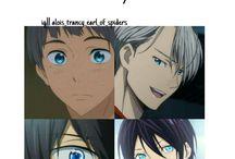 Yo anime
