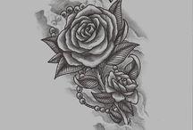 Latin tattoo