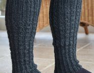 leggvarmere/sokker
