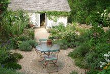 patio or outdoor rooms / by Grace Morgan