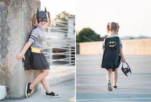Batman shoot