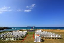 Wedding on the beach in Puglia / Real Jewish wedding in Savelletri