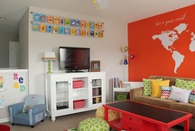 Family/Playroom / by Sarah Aldrich