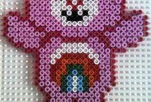 perler beads / by n.m.k