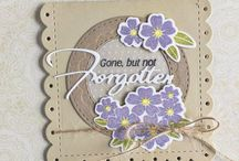 Forget-Me-Not Stamp Set