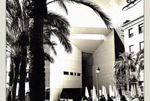Arquitectura y el edificio de La Romanilla / Centro Federico García Lorca
