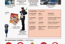 Vocabulaire expressions voiture