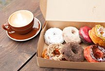 Doughnut Obsessed. / doughnuts, doughnuts, and more doughnuts.  / by Lindsay Nathanson