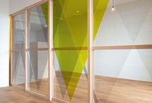 Graphics? / A showcase of wall and glass manifestation graphics we like