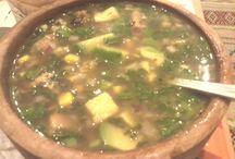 SOUP! (Stew, stock, etc!)