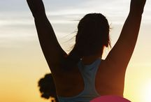 Healthy Resolutions / Make 2015 your healthiest year! Throughout January (and all year long) we'll share tips for sticking with your resolutions and creating healthy habits. What are your New Year's resolutions?