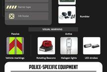 Police Car Equipments - Major Police Supply
