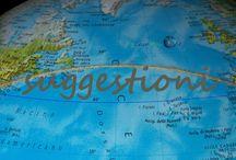 """Idee di viaggio / Suggestioni di immagini e racconti di autori esterni al sito. Un significativo contributo per spiegare quello che pensiamo che sia il Viaggio con la """"V"""" maiuscola!"""