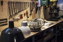 Atelier / Inside Busho Studio's Atelier.