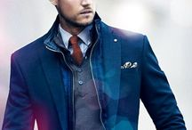 A WELL DRESSED MAN / Stylish Man wear, accessoires