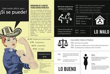 Curso Editorial EM14: Infografías Editorial / Propuestas infográficas realizadas por alumnos de Diseño Editorial, bajo la temática de ciudadanía y sustentabilidad.