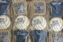 Jeanne's Cookies / Decorated sugar cookies