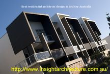 Insight Architecture / Our Firm specializes experience based on commercial, industrial and residential projects in Australia. Our Firm established in 2000. Our Team well qualified will provide high quality Architectural design for individual project and other Project.