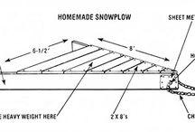 Odśnieżanie | Snow plowing