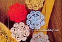 Салфетки / вязание