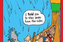 Religious Humor