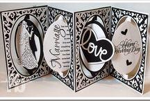 accordion cards