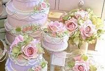 Cakes, Cakes & more Cakes!! / by Rosie Merrill