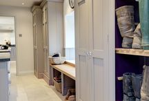 Cotswold boot room