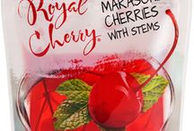 Maraschino Cherries / What makes a perfect maraschino? It's the signature crunch, the vibrant color and the classic, smooth almond flavor profile.