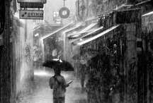 Rain rain stay all day