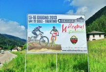 UCI MTB World Cup  2013 / From the 13th to the 16th of june Val di Sole will host this international event!