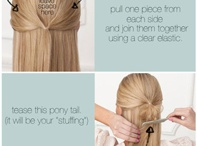 saç toplama modelleri