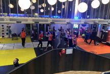 SportCity - Wibautstraat, Amsterdam / SportCity has chosen to install in his fantastic club in Amsterdam, the longest Queenax the Netherlands.