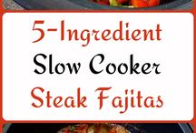 Slow cooker steak
