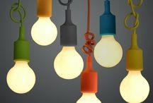 Lampen / Tafel