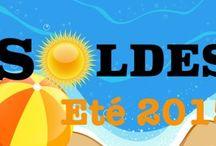 SOLDES ÉTÉ 2015 /  2ème démarque! Youpi ♥ http://www.bijouxdemode.com/specials.php