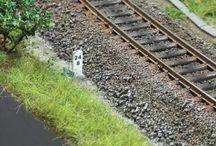 železnice - modely - inspirace