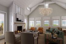 Nantucket Home and Cottage / We are currently working on a residential home with a detached guest cottage in Siasconset on Nantucket Island.