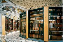 Bibliotecas por dentro / Inside libraries / Pls just Libraries not bookshops.Si quieres participar en el tablero, envíanos un mensaje / If you want to participate in this board send us a pm